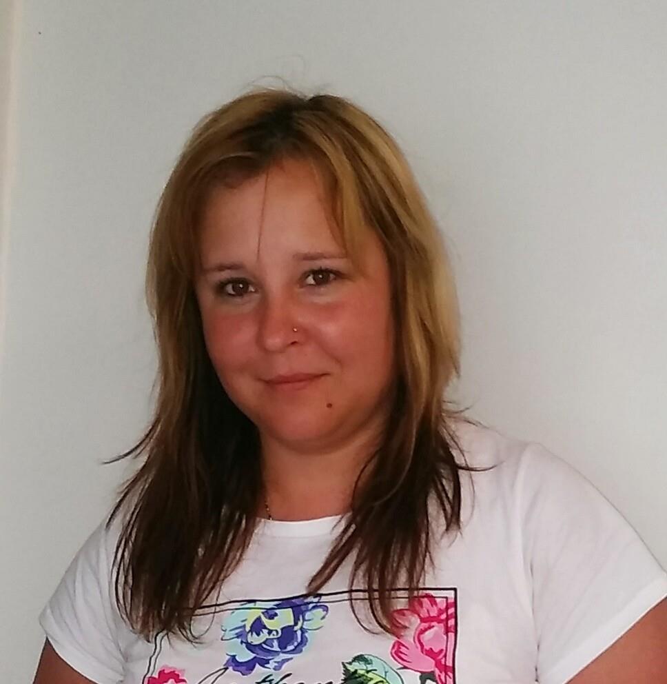 Eperjesi Janka - betegirányító