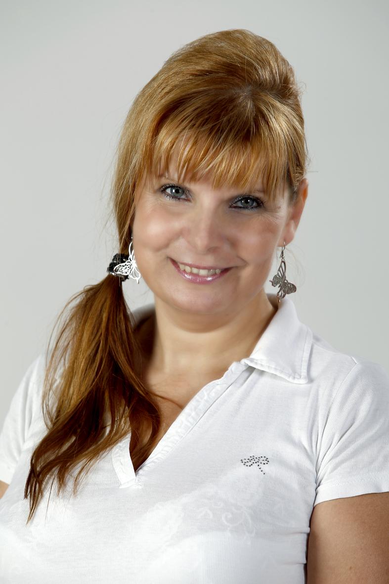 Sándorné Nagyvári Beáta - gyógymasszőr